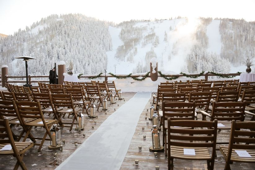 stein eriksen lodge wedding
