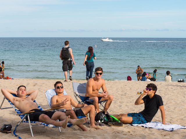 A Fort Lauderdale Bachelor Party Itinerary