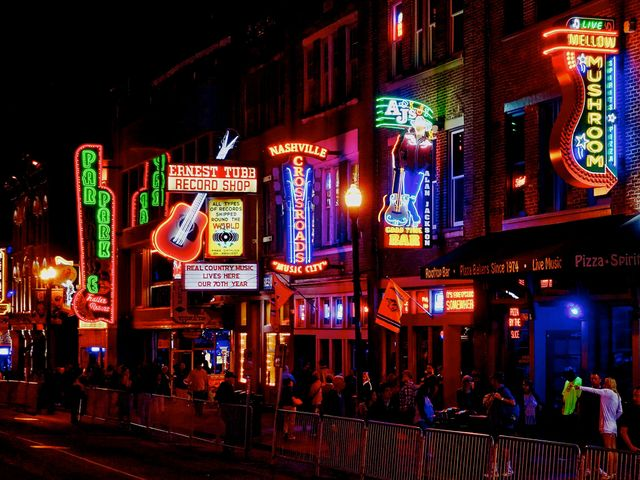 A Nashville Bachelor Party Itinerary