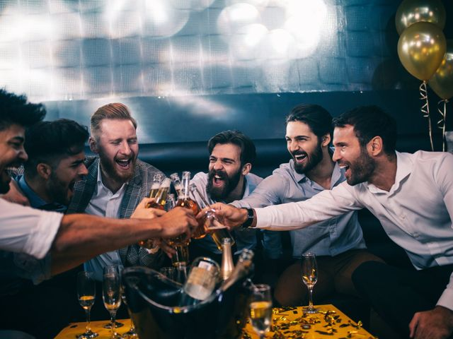 An NYC Bachelor Party Itinerary