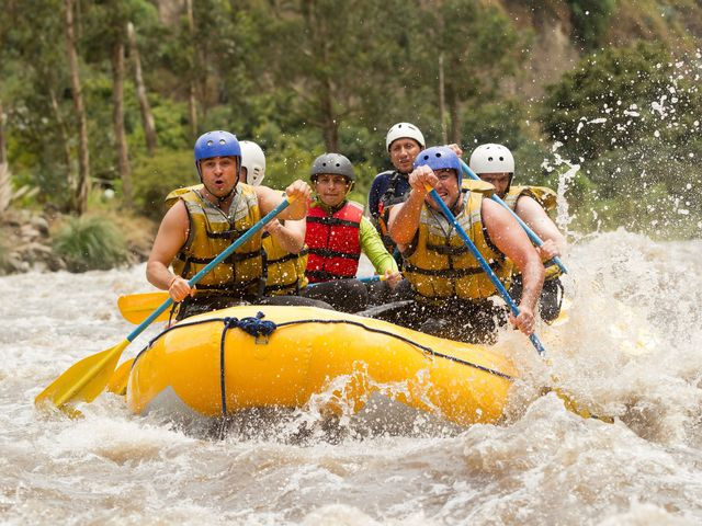 The 5 Best Places for an Adventure Bachelor Party in the U.S.