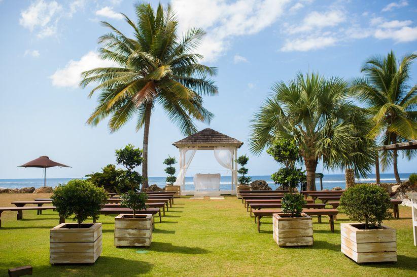 villa montana puerto rico wedding ceremony