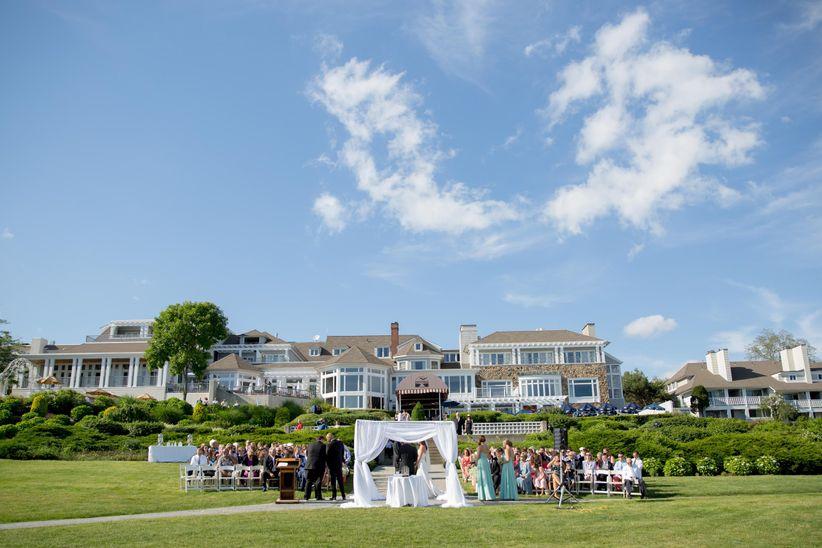 waters edge resort wedding