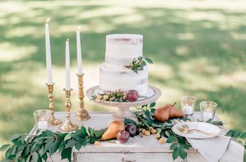 Your Ideal Wedding Cake, According to Your Zodiac Sign