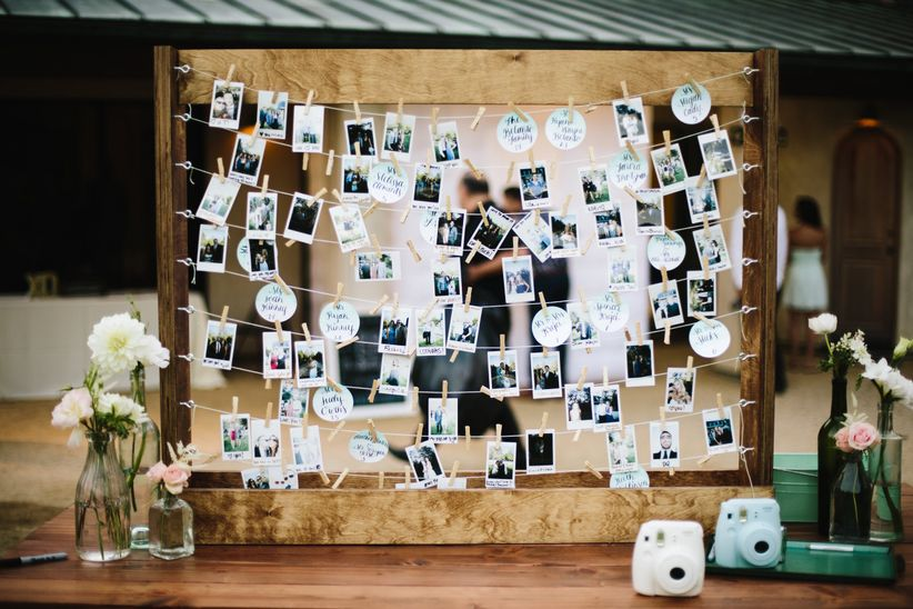 14 Non-Traditional Wedding Guest Book Ideas We Love ...