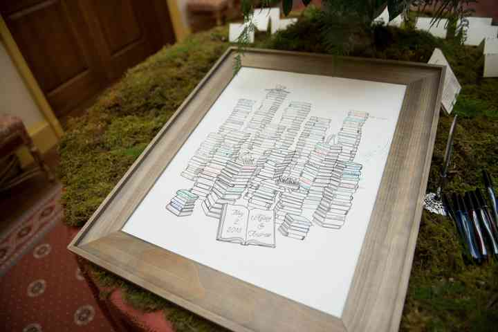 14 Non Traditional Wedding Guest Book Ideas We Love