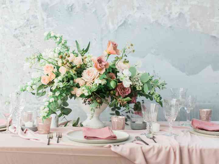 15 Modern Pastel Wedding Color Ideas That Prove Why We Re