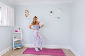 The Ultimate Wedding Workout Plan That You Can Do at Home
