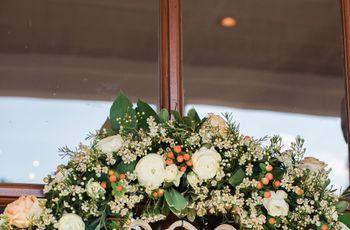 18 Wedding Monogram Ideas to Show off Those New Initials