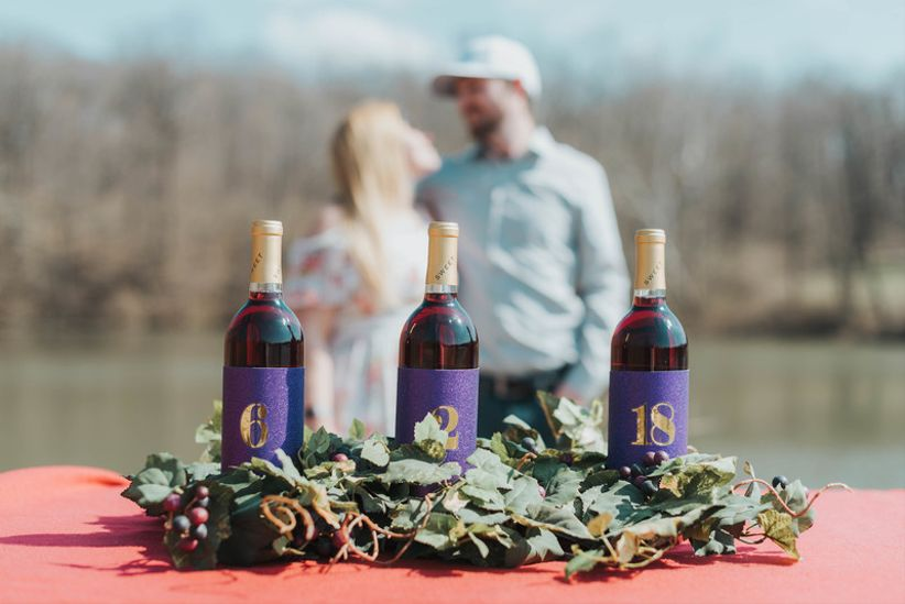23 winery wedding ideas for anyone getting married at a vineyard take a look at some of our favorite winery wedding ideas below junglespirit Image collections