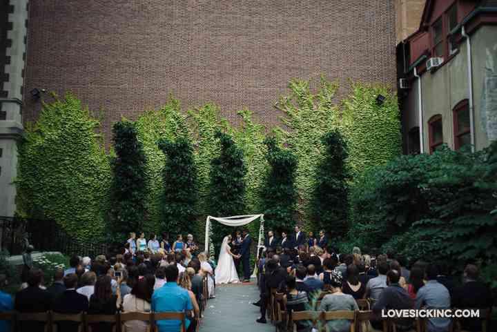 7 Outdoor Philadelphia Wedding Venues Pennsylvania Couples