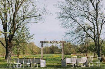 6 Stunning Barn Wedding Venues Near Philadelphia