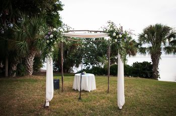 How to Style a Jewish Wedding Chuppah for Modern Weddings