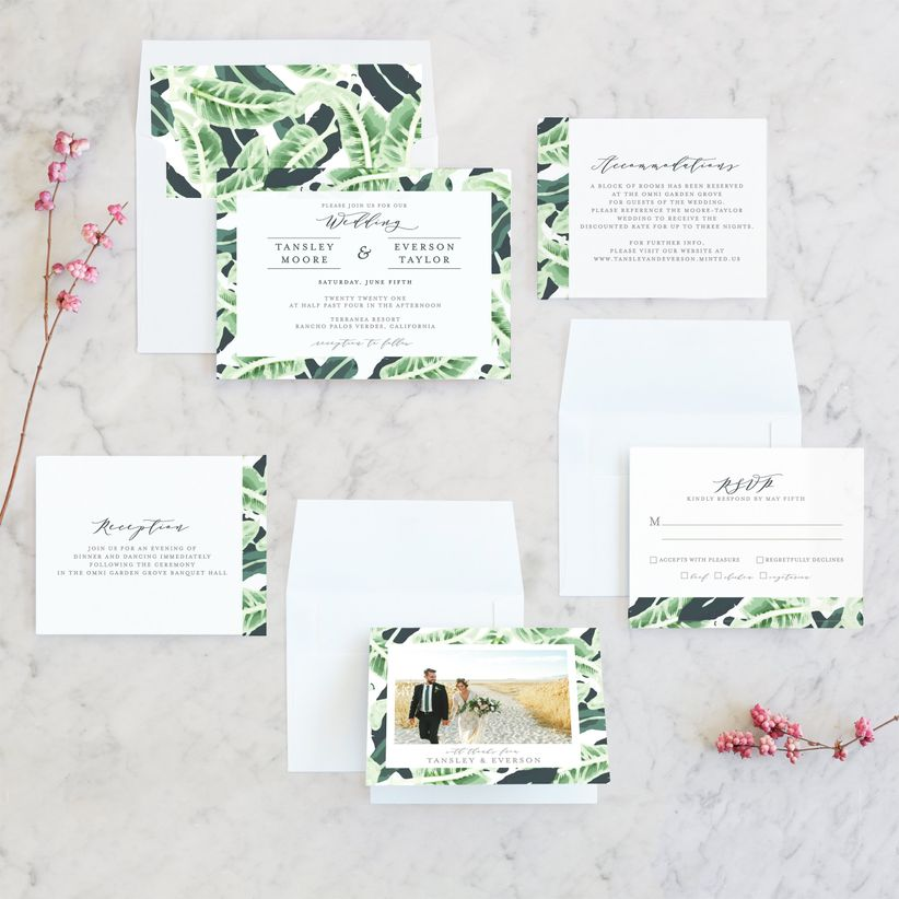 The Wedding Invitation Trends 2019 Couples Must See ...