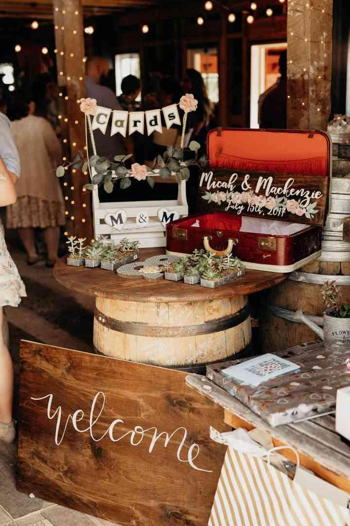 15 Succulent Wedding Decor Ideas For A Desert Chic Vibe Weddingwire