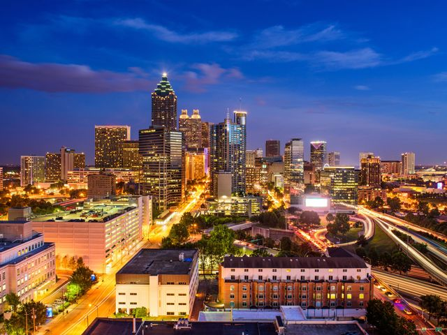 An Atlanta Bachelor Party Itinerary
