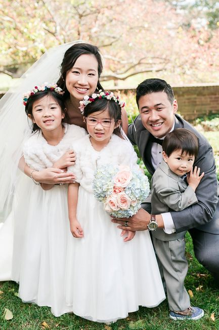 6 Essentials for Having Kids at Your Wedding