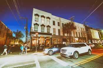 A Charleston Bachelor Party Itinerary