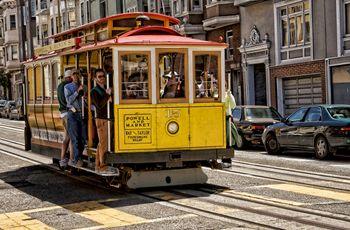 A San Francisco Bachelor Party Itinerary