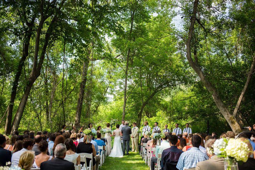 wolf oak acres wedding