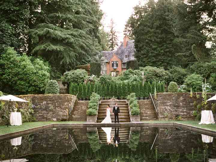 7 Scenic Outdoor Wedding Venues In Portland Oregon
