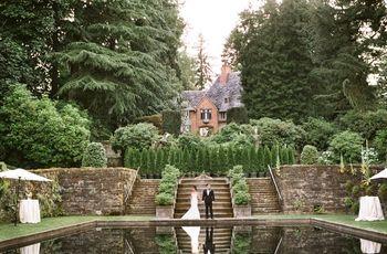 7 Scenic Outdoor Wedding Venues in Portland, Oregon