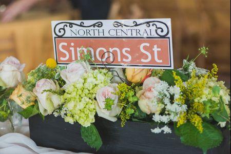 13 Creative Wedding Table Name Ideas for the Non-traditional Couple