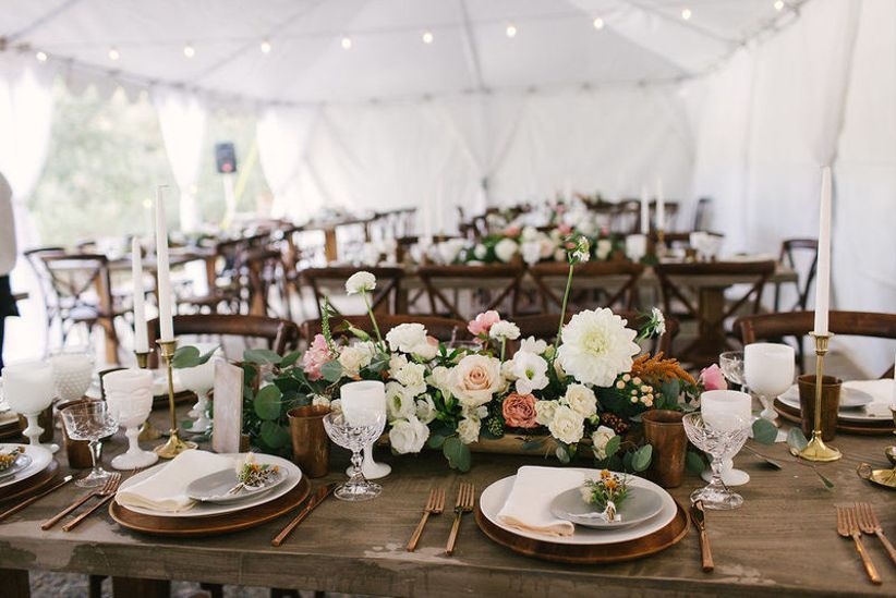 The 25 Wedding Flower Arrangements You Ll Probably Need On The Big