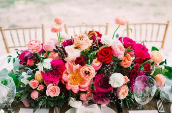 The 25 Wedding Flower Arrangements You'll Probably Need on the Big Day