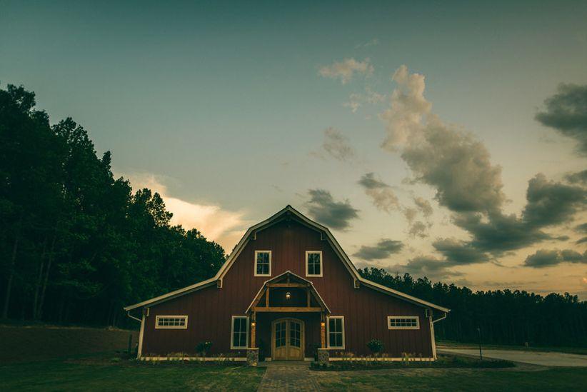 5 Rustic Barn Wedding Venues Near Raleigh North Carolina Weddingwire