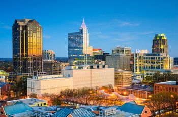 How to Plan a Wedding in Raleigh, Durham & the NC Triangle