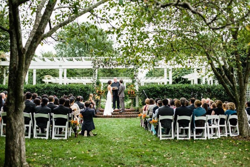 Wedding Venues In North Carolina.8 Outdoor Wedding Venues In Raleigh Nc Weddingwire