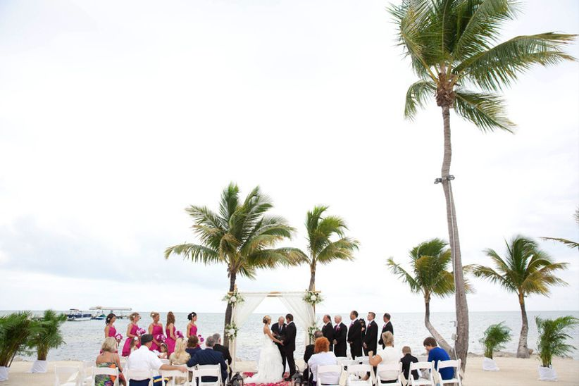 cheeca lodge wedding ceremony