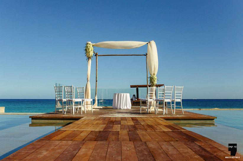 grand hyatt playa del carmen wedding