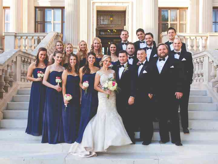 Black Tie Wedding Attire Defined What To And What Not To Wear