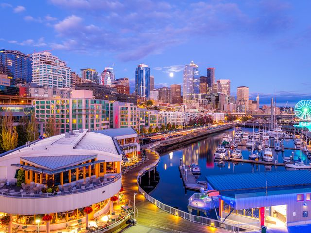 A Seattle Bachelor Party Itinerary