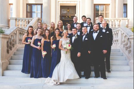 Black-Tie Wedding Attire Defined: What to (And What Not to) Wear