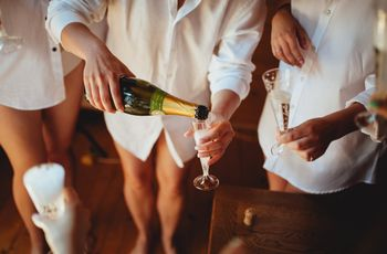 10 Wedding-Day Hangover Cures