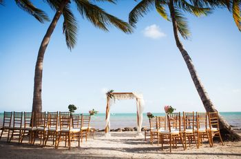 8 Florida Keys Destination Wedding Venues for the Beachy Event of Your Dreams
