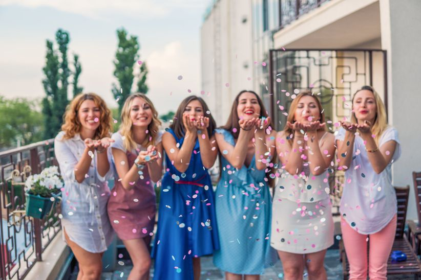 heres a rundown of times when its okay to have two bridal showers two bachelor or bachelorette parties or two engagement partiesand sometimes when it