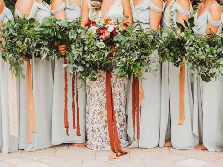 15 Fall Wedding Bouquet Ideas That Are Oh-So Trendy