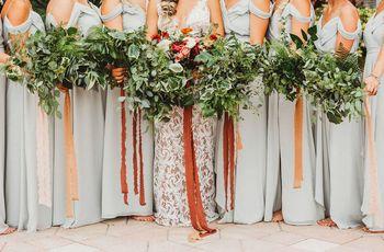 The 2019 Wedding Flower Trends Beyond The Bouquet Weddingwire