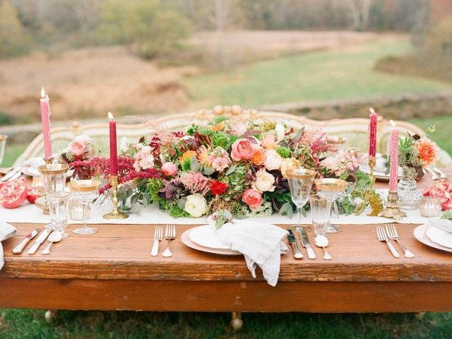 Exactly How to Pick Your Wedding Colors