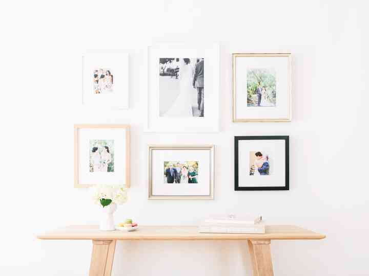 7 Wedding Keepsakes You Can Frame After The Big Day Weddingwire