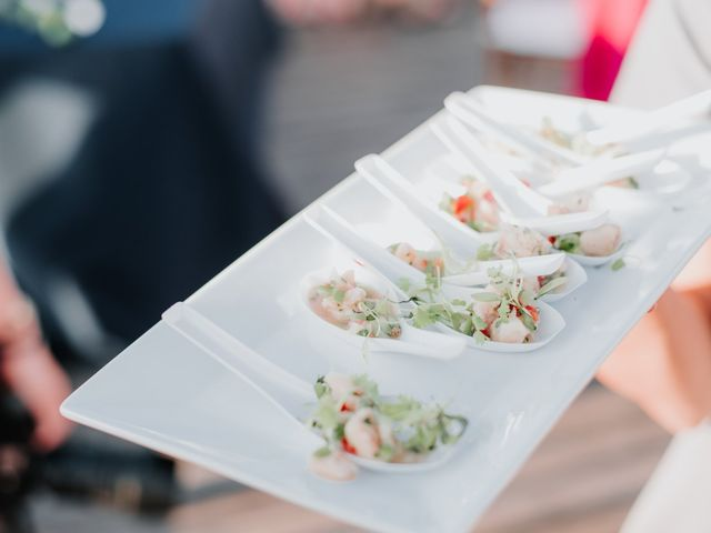 A Gluten-Free Wedding Menu So Tasty Your Guests Won't Miss the Bread