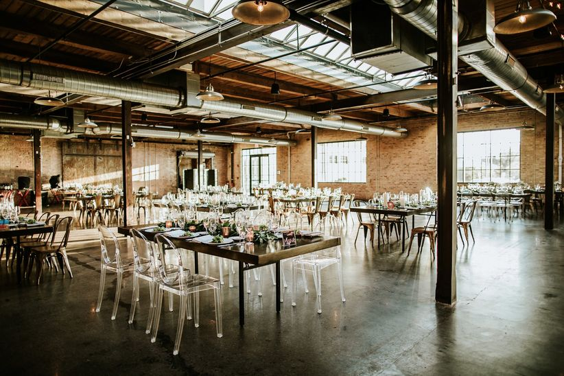The Chicest Loft Wedding Venues Chicago Has To Offer