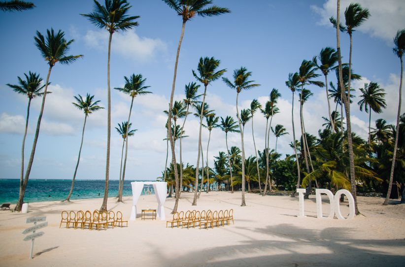 6 Dominican Republic Destination Wedding Venues A Toes In The Sand