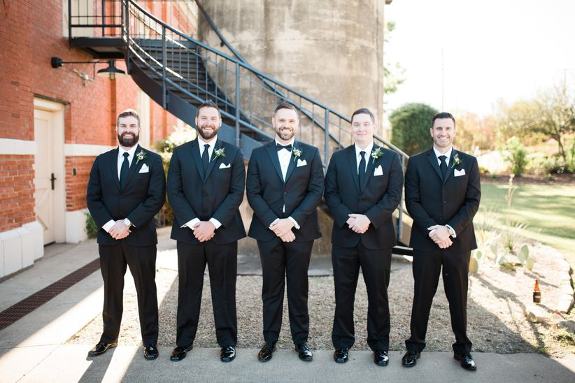 what do groomsmen pay for expenses you might forget weddingwire