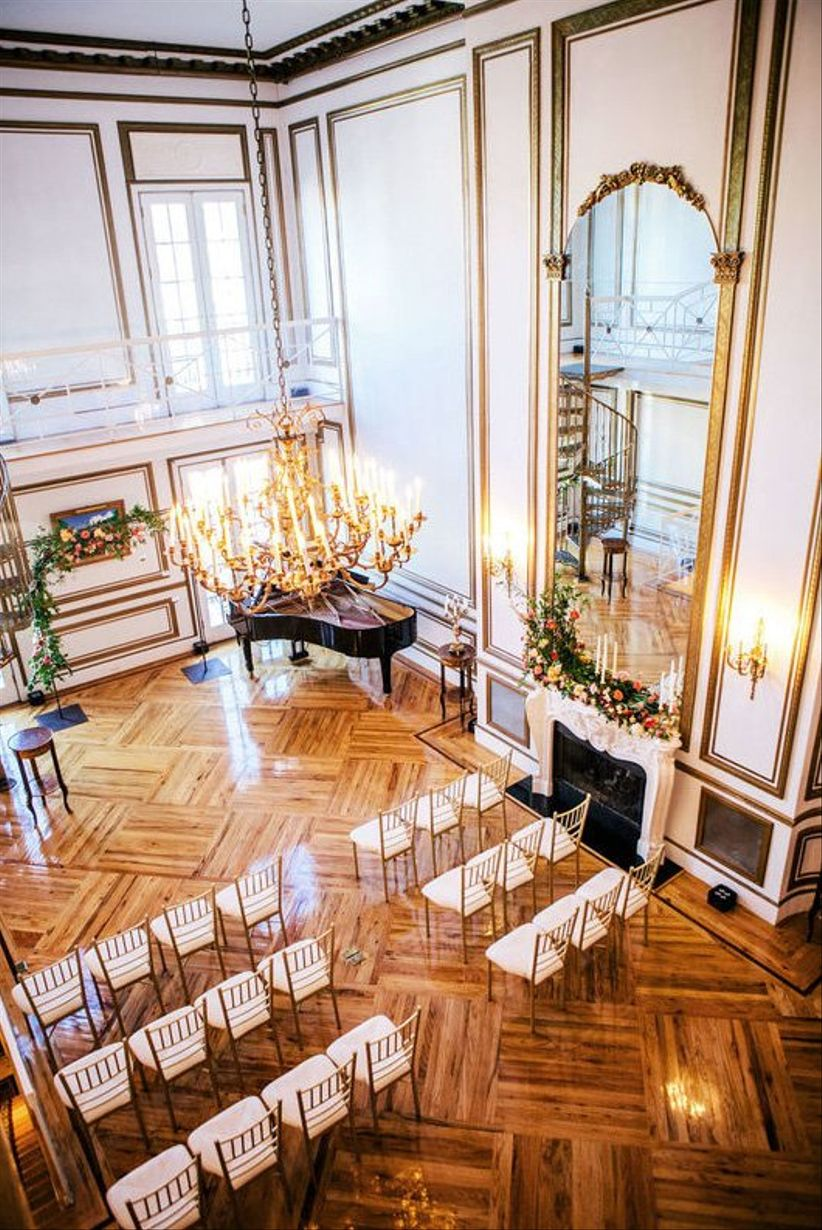These 9 Small Wedding Venues In New Jersey Prove Bigger Isnt Always