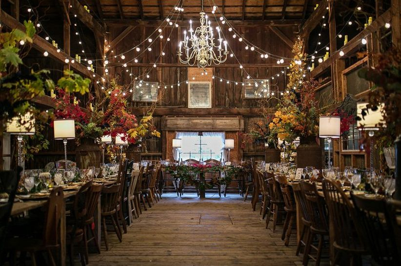 Unique Wedding Venues Nj | 11 Rustic Wedding Venues In Nj For The Ultimate Country Chic